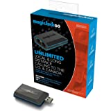 MagicJack Go Digital Phone Service - Unlimited Internet Enabled Mobile Calling To US And Canada - 24 Months Of Service