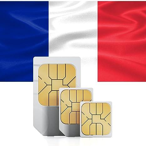 travsim Tarjeta SIM de Prepago con 7 días de validez) para ...
