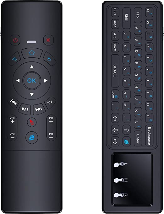 2.4G Wireless Keyboard Air Mouse for Android Mini PC TV Box Remote Control MA
