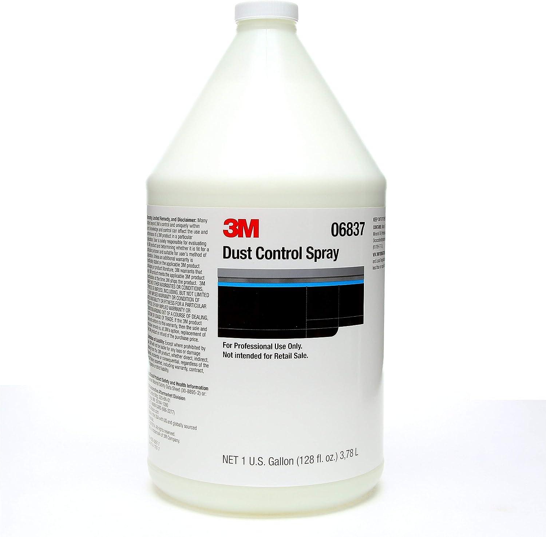 3M Dust Control Spray, 06837, 1 gallon