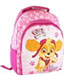 Paw Patrol Skye Pup Girl's Kid's Pink Polyester School Backpack Bag