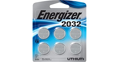 6-Pack Energizer 3 Volt Lithium Watch Batteries only $3.97