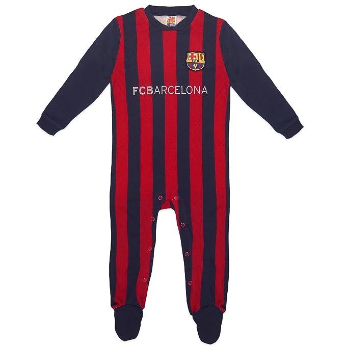 FC Barcelona Fútbol Oficial Regalo Home Kit Bebé 9 - 12 meses  Amazon.es   Ropa y accesorios 85ba671eb53
