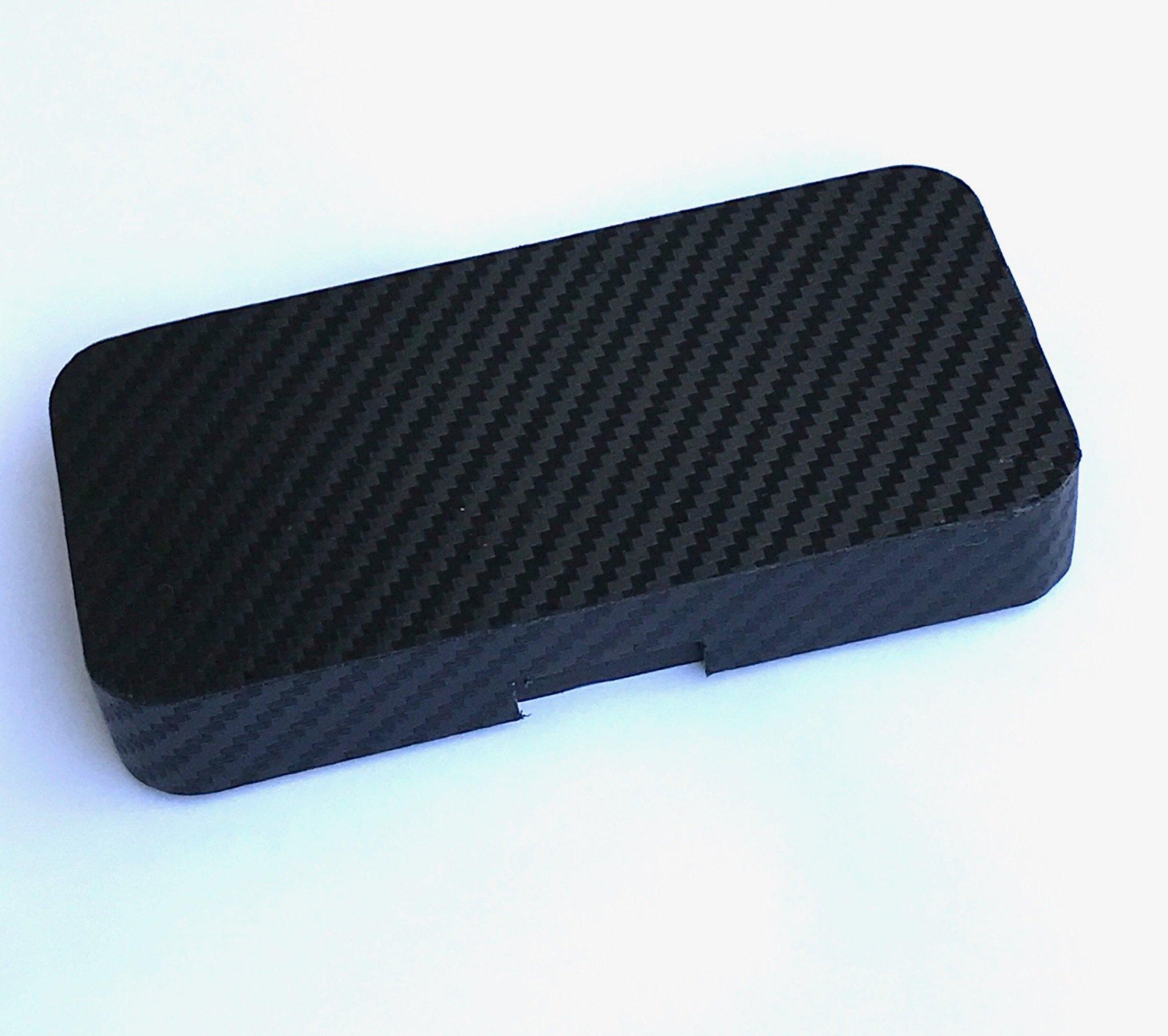 JUUL travel case Black Carbon Fiber Wrapped by Jwraps by Jwraps (Image #4)