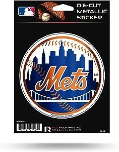 Rico Industries Mets Die Cut Metallic Sticker