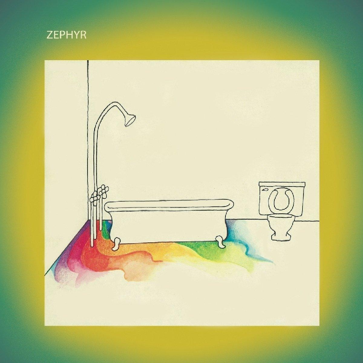 Vinilo : Zephyr - Zephyr (LP Vinyl)