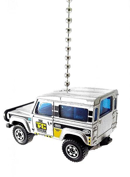 c871e77f8fdfc Matchbox Land Rover Ceiling Fan Light Pulls (2016 Land Rover 90 ...