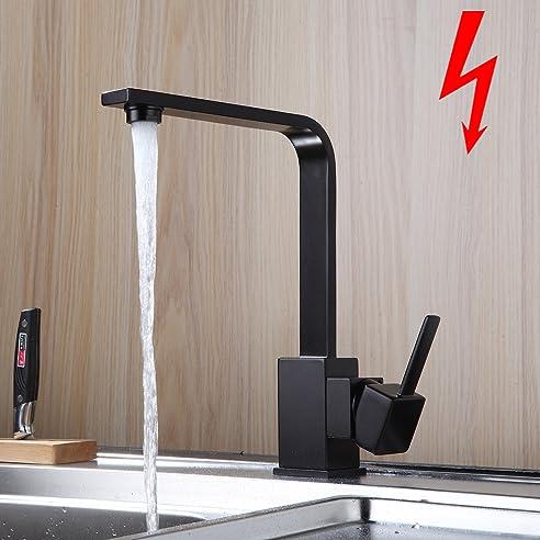 Aimadi Niederdruck Küchenarmatur Wasserhahn Küche ...