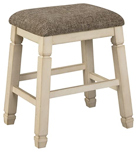 Pleasing Signature Design By Ashley D647 024 Bolanburg Dining Chair Tan Pabps2019 Chair Design Images Pabps2019Com