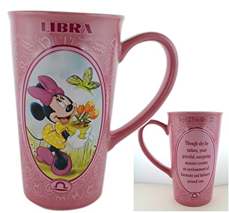 disney store horoscope mugs