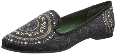 Chaussures Desigual Negro noires Casual femme Jy3NGXL