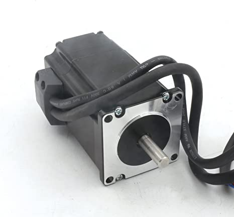 NEMA23 2 N.M 57 híbrida circuito cerrado Servo Motor 76 mm + hss57 ...