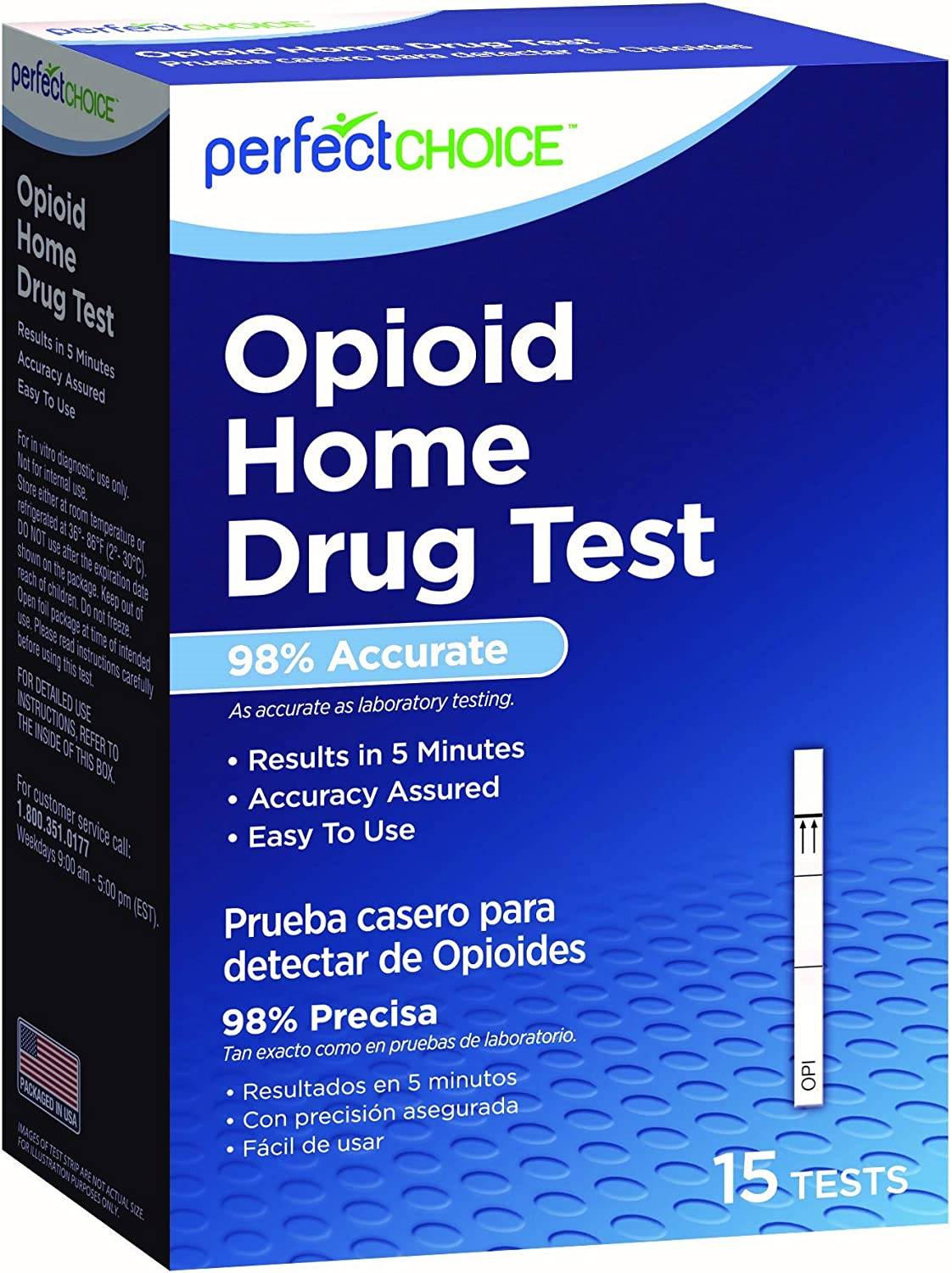 Perfect Choice Opioid Home Drug Test