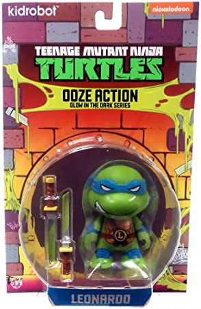 Teenage Mutant Ninja Turtles Ooze Action Glow In The Dark ...