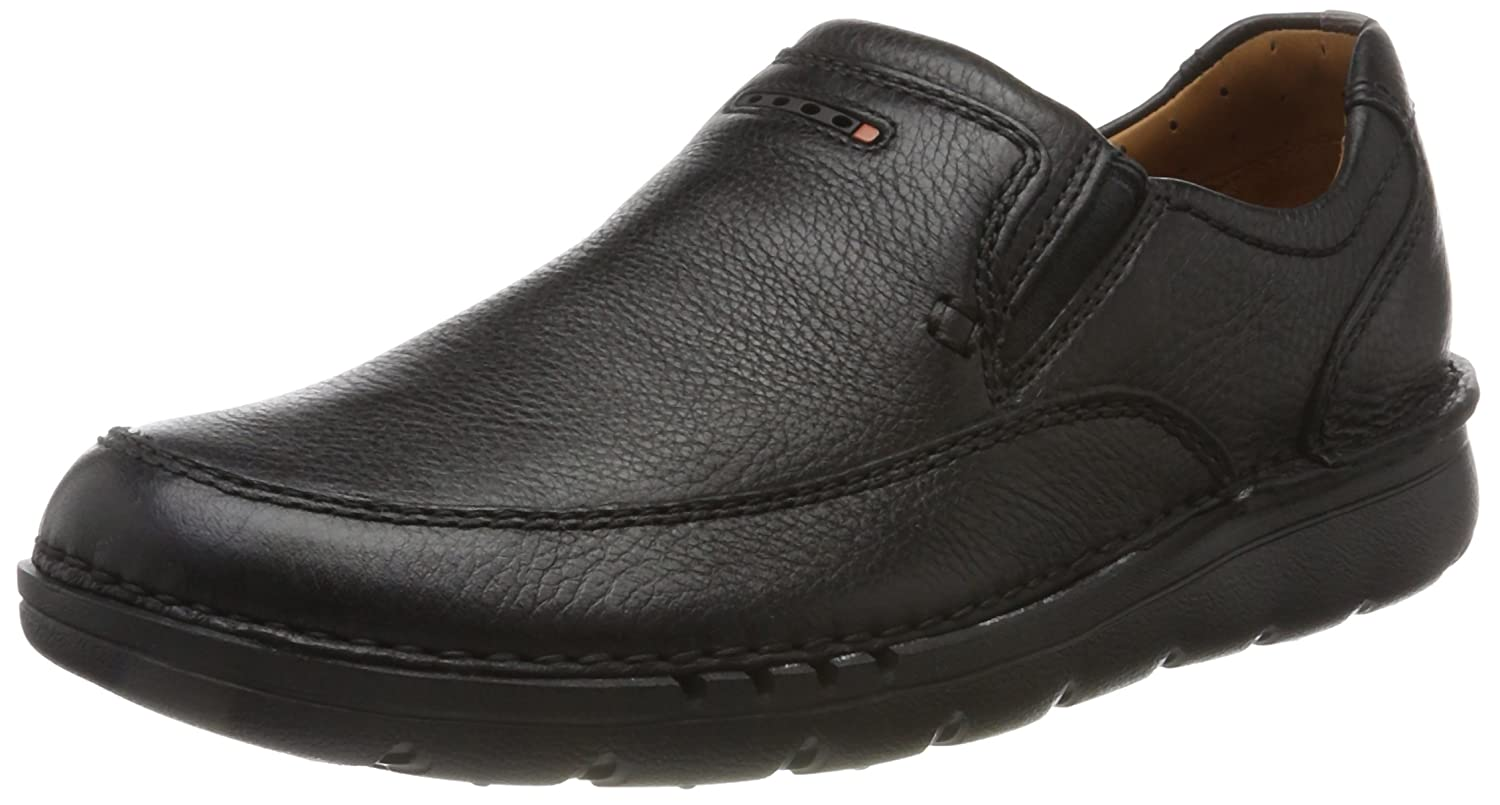 TALLA 45 EU. Clarks Unnature Easy, Mocasines para Hombre