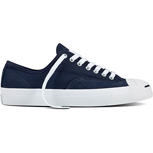 a4bfe3130058 Converse Jack Purcell Pro Ox (Obsidian Obsidian White) Men s Skate Shoes  Blue