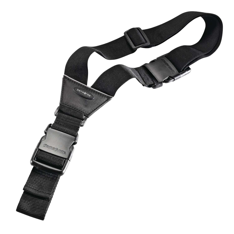 Samsonite Add A Bag Spinner, Black, One Size Samsonite Accessories 49828-1041