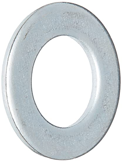 The Hillman Group 45350 M20 Metric Stainless Steel Flat Washer 10-Pack