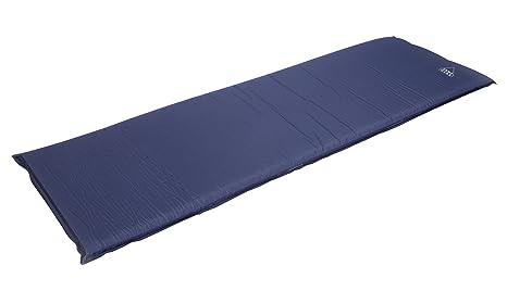 Camp Gear Colchoneta Auto-Hinchable Basic 5.0 198x63 cm Color Azul ...