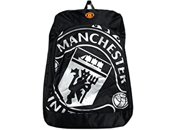 Manchester United F.C. Backpack RT Official Merchandise  Amazon.co ... 3dc421c53a8ef