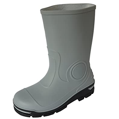 04b0bb87a2f2 Muflon Kids Boys Girls Wellies Rain Boots Unisex Children Wellington Boots  4.5 5.5 UK Child