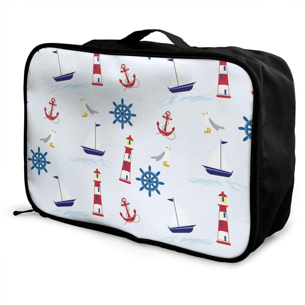 ADGAI Burritos Donuts Dog Canvas Travel Weekender Bag,Fashion Custom Lightweight Large Capacity Portable Luggage Bag,Suitcase Trolley Bag