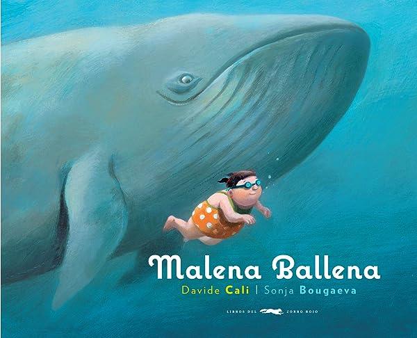 Malena Ballena - Libros para empoderar a las niñas - Mil ideas para regalar
