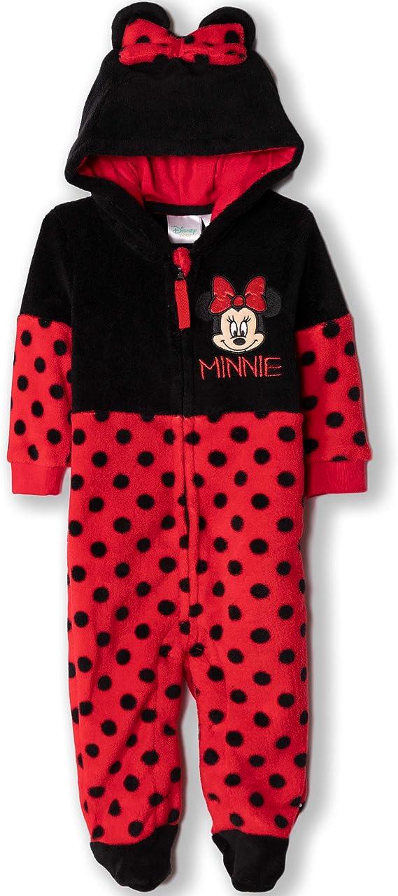 Mono de bebé con diseño de Mickey y Minnie Mouse de ...