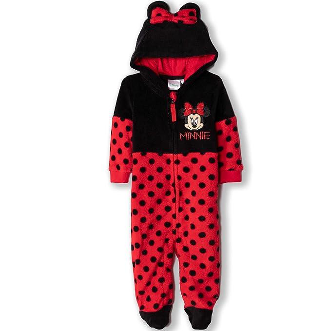 Disney Mono de bebé con diseño de Mickey y Minnie Mouse ...