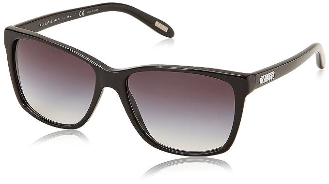 Amazon.com: Ralph Lauren Mujer 0ra5141 cuadrado anteojos de ...