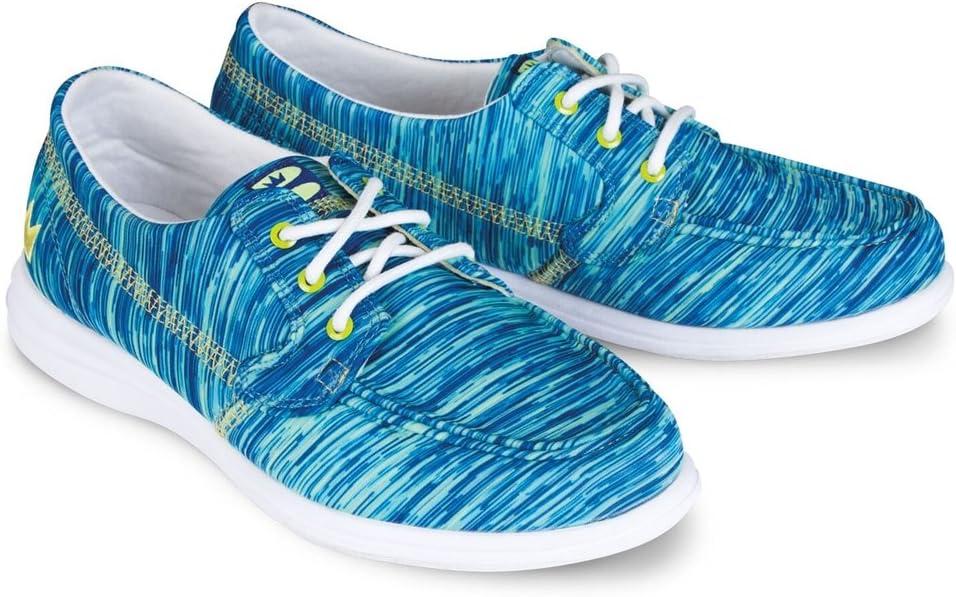 BrunswickレディースKarmaボーリング靴、カメレオン、サイズ7