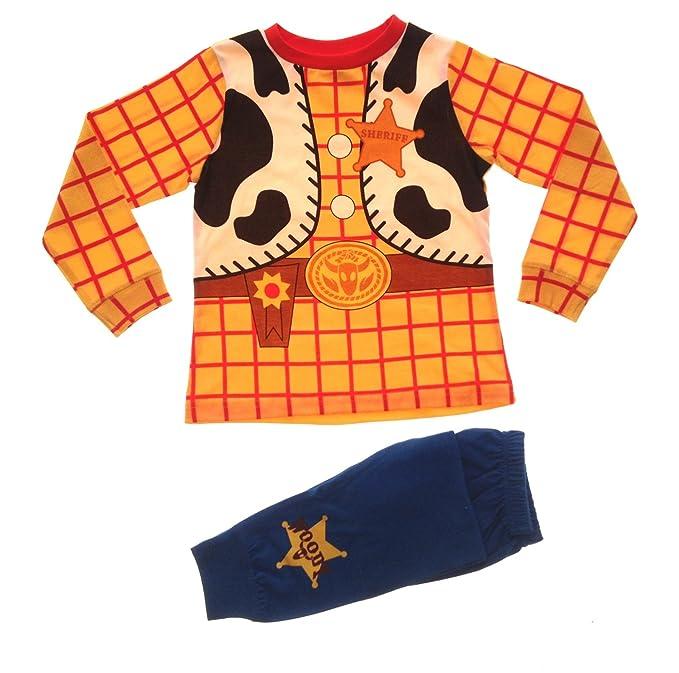 Disney - Pijama dos piezas - Manga Larga - para niño Woody