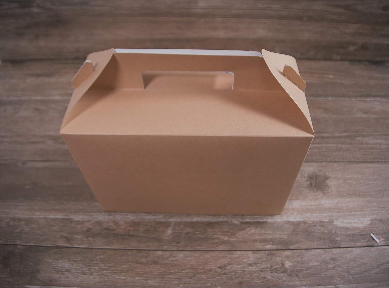 Cajas de cartón para comida, para niños, paquete de 10: Amazon.es: Hogar