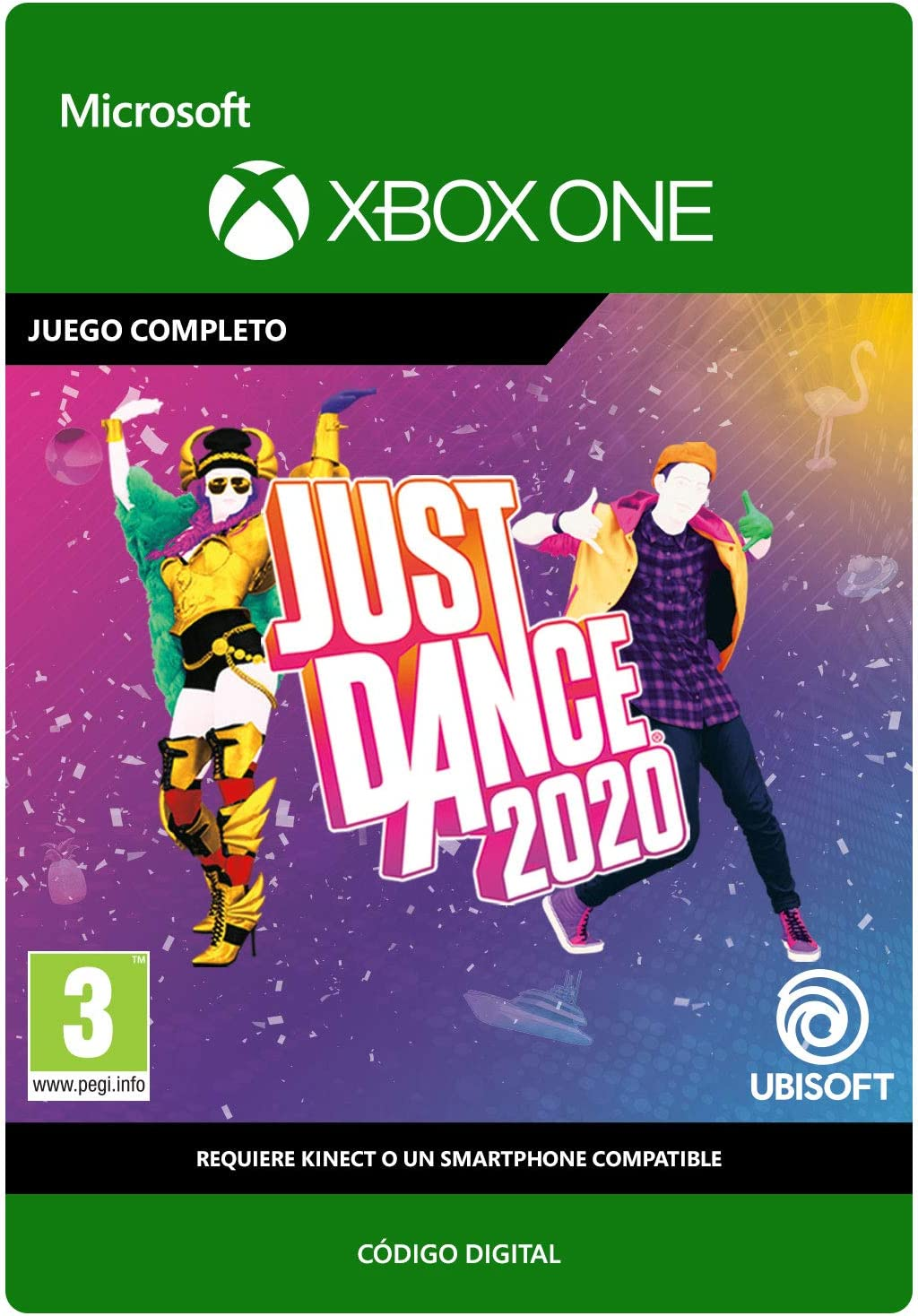 Just Dance 2020 Standard | Xbox One - Código de descarga: Amazon ...