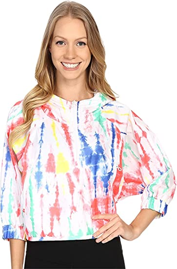 : adidas Women's Stellasport SC Tie Dye Jacket