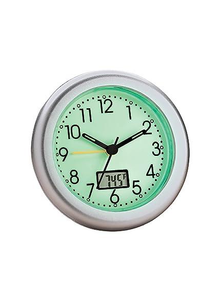 Amazoncom GlowintheDark Alarm Clocks Home Kitchen