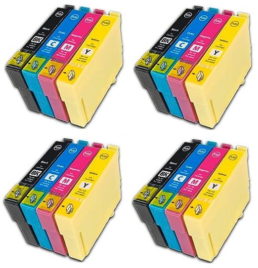 38 opinioni per Prestige Cartridge T1285 Cartucce d'Inchiostro Compatibile per Stampanti Epson