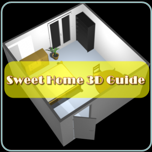 sweet home 3d guide appstore para android. Black Bedroom Furniture Sets. Home Design Ideas
