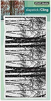 Penny Black 40-410 Sentinel Slapstick//Cling Decorative Rubber Stamp