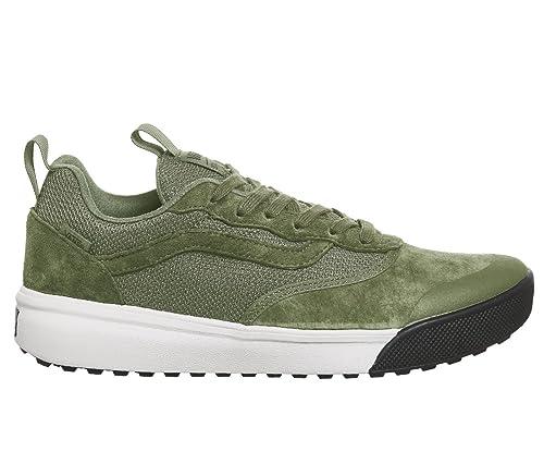 bf9d79c278fdf3 Vans Mens Winter Moss Green Ultrarange Sneakers-UK 6  Amazon.ca ...