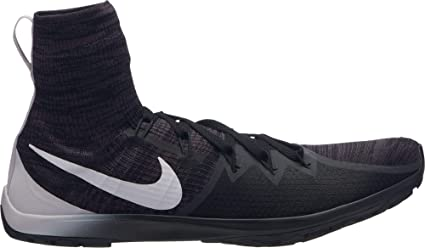 save off 3e944 f4c59 Nike Men s Zoom Victory Waffle 4 XC Track and Field Shoes (Black White,