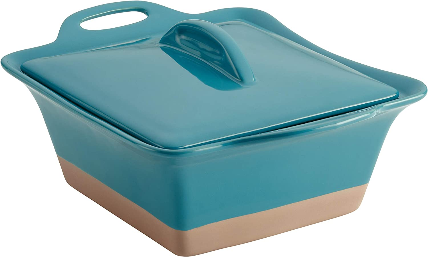 Rachael Ray Collection Stoneware Square Casserole