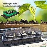 HYDGOOHO Seedling Heat Mat 2-Pack Heating Mat