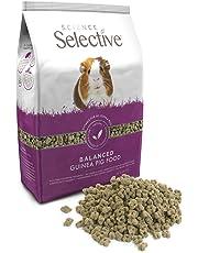 Supreme PetFoods Granulés pour cochons d'Inde Selective - 1.5kg,