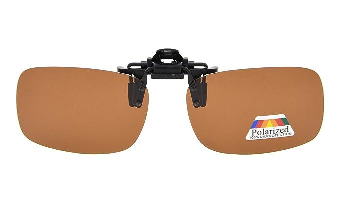 48f9c3c6ecfa Eyekepper Flip-up Clip-on Sunglasses Polarized 2 5 16