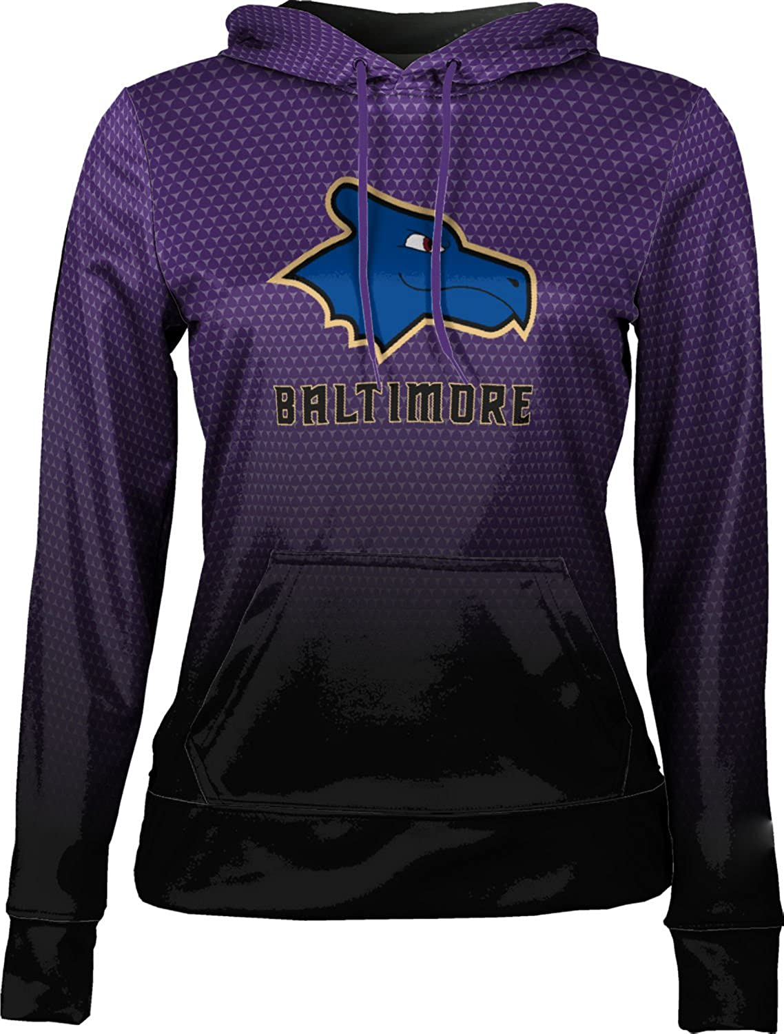 ProSphere Women's Baltimore Pocket Monsters PMFL Zoom Pullover Hoodie