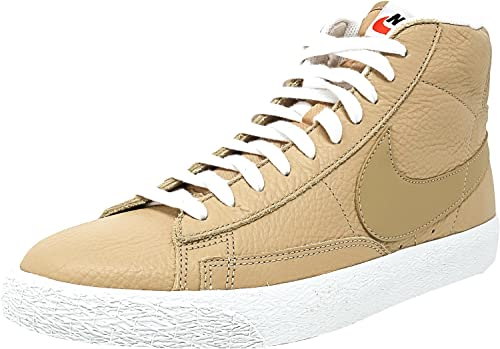 wholesale dealer 75882 37eba Nike Blazer Mid Premium Leather, Sneaker, Uomo  Amazon.it  Scarpe e borse