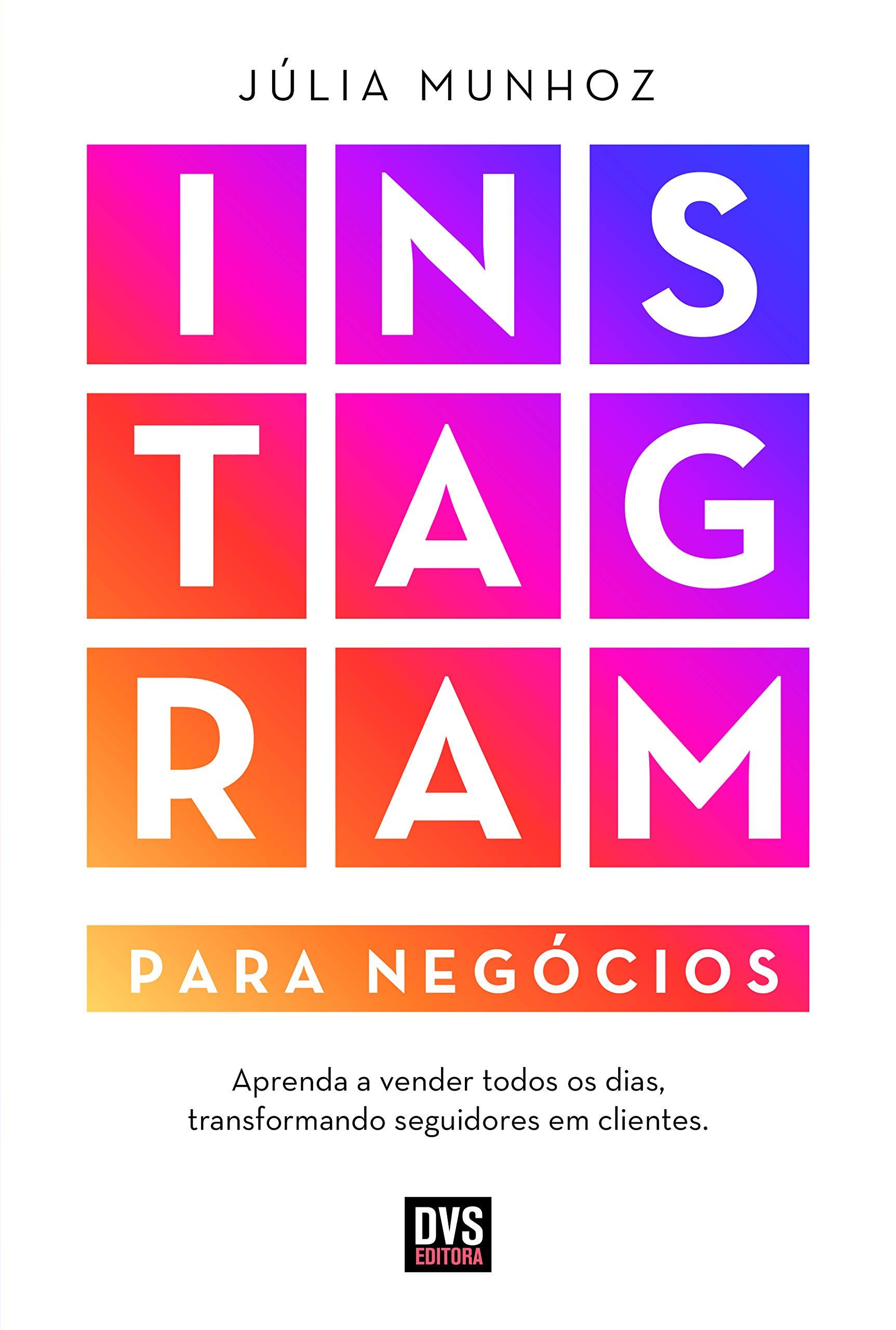 instagram para negócios - melhores livros de marketing - marfin