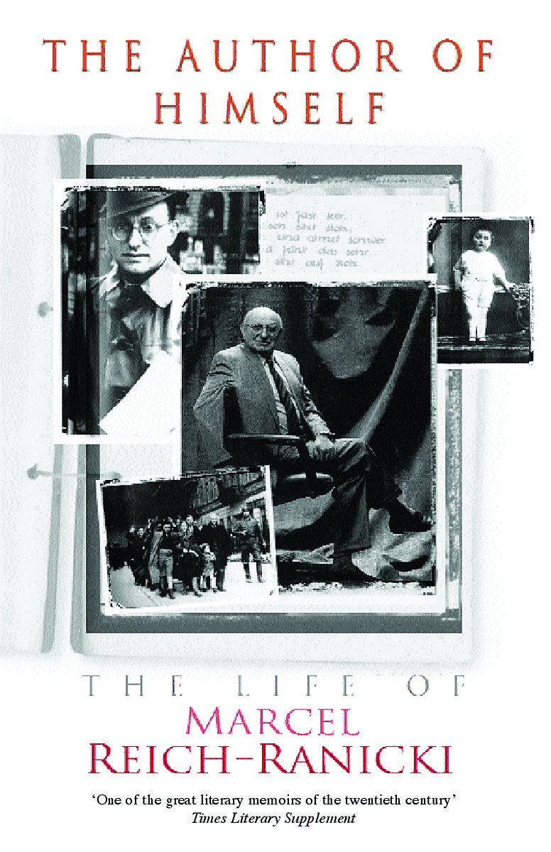 The Author of Himself: The Life of Marcel Reich-Ranicki