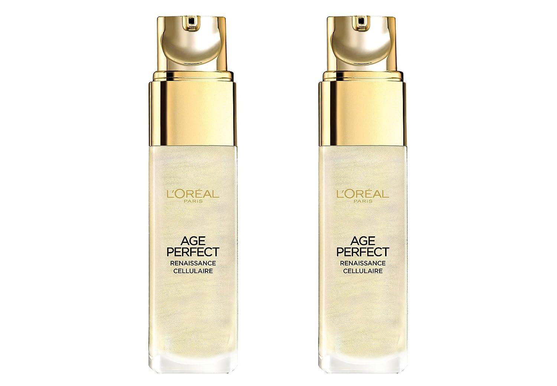 2x L'Oreal Paris Age Perfect / cell Renaissance serum / each 30 ml
